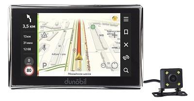 Dunobil Consul 7' Parking Monitor